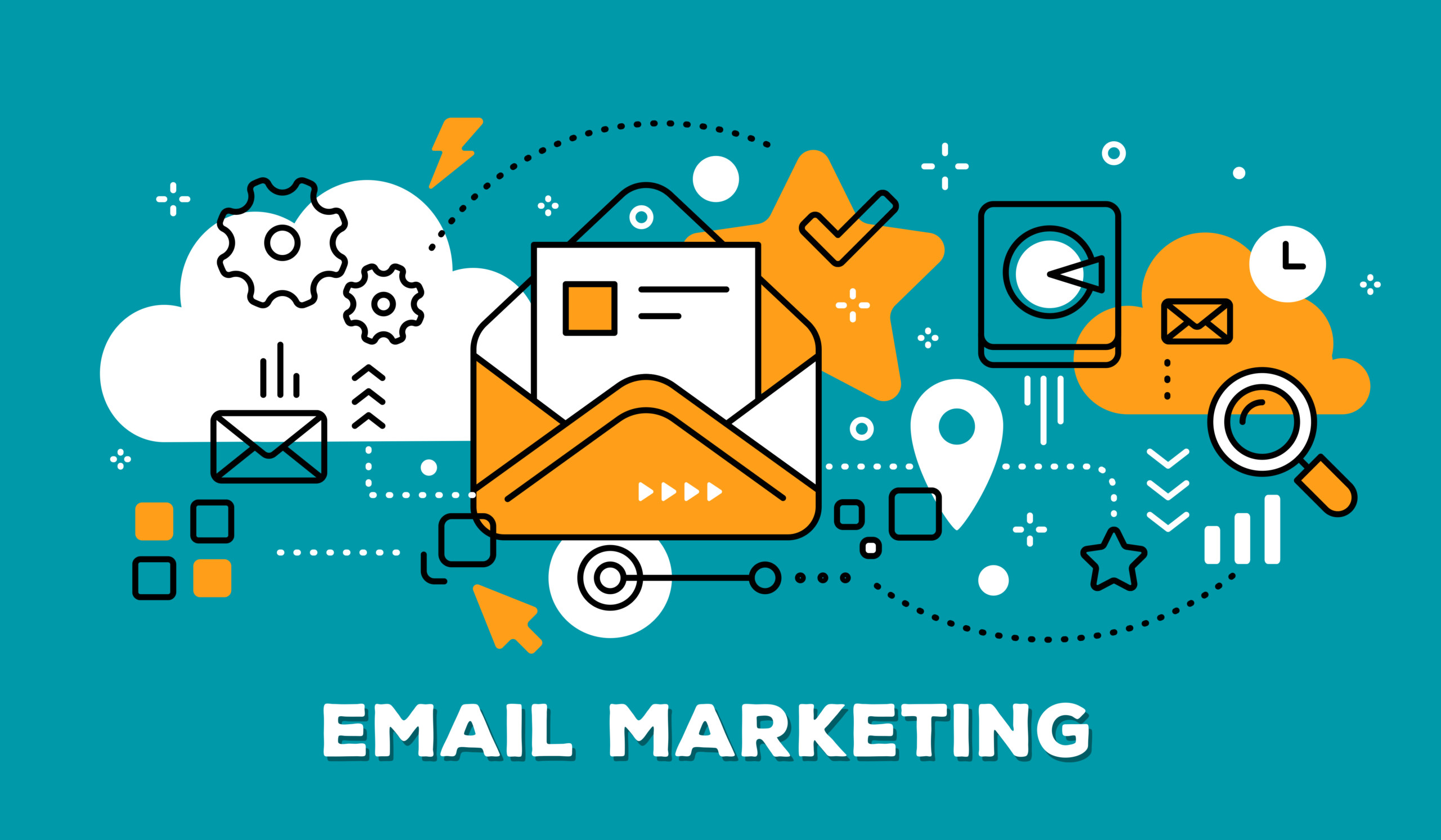 Hướng dẫn import danh sách trên email marketing