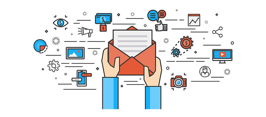 Hướng dẫn nhập địa chỉ email trên giao diện email marketing