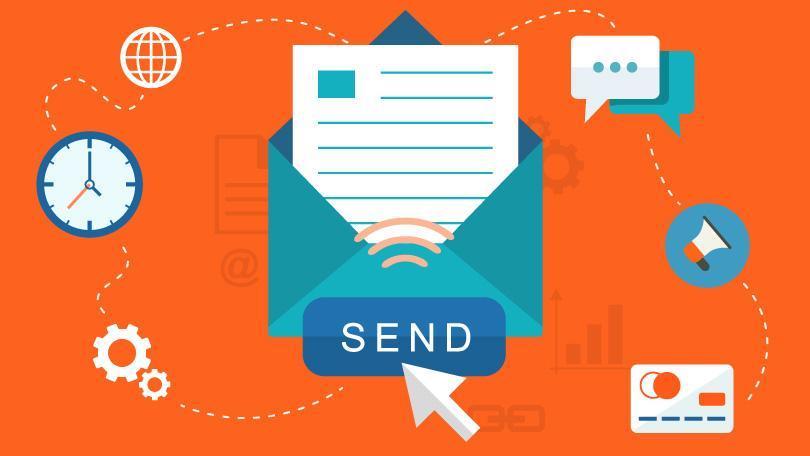 Hướng dẫn và xử lý lỗi khi gửi email ra nước ngoài