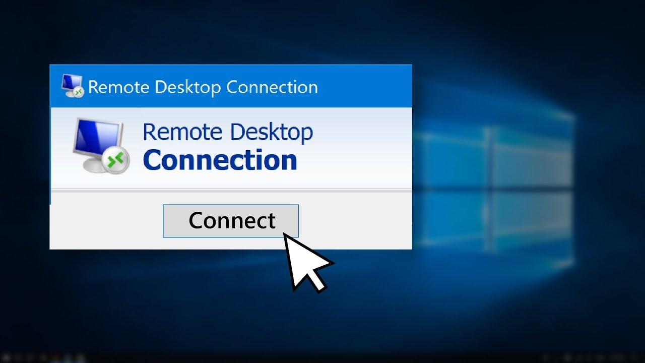 Cách kiểm tra các lỗi thường gặp khi Remote Desktop và cách khắc phục