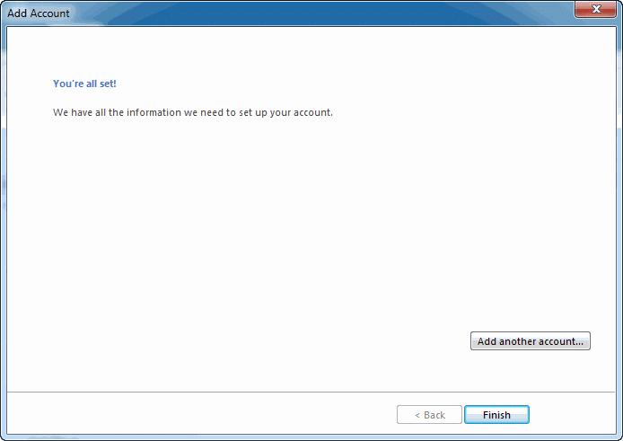 Cấu hình email outlook-b9