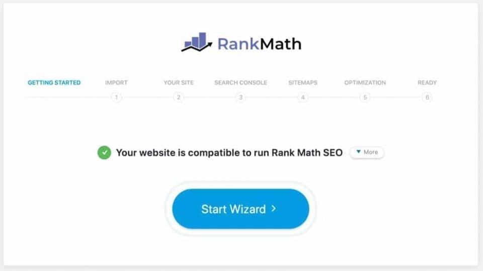 6 bước cài đặt Rank Math