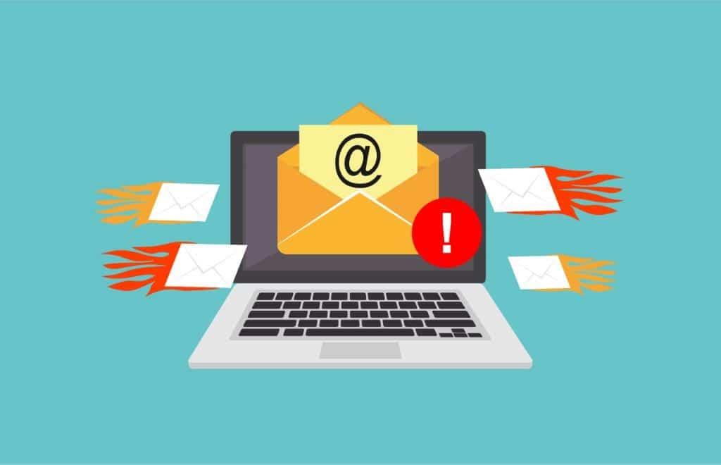 Hướng dẫn sử dụng tính năng đánh dấu Spam Mail trên Email Server