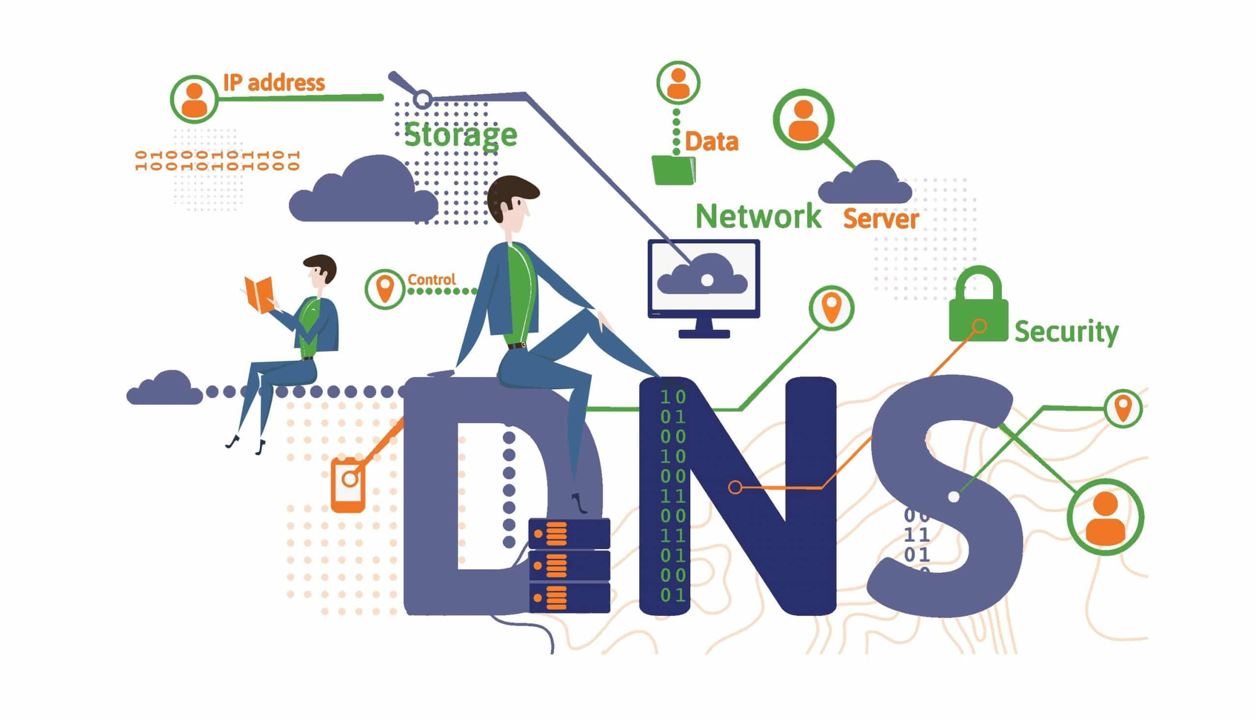 Hướng dẫn sử dụng DNS Manager và quản lý tên miền tại VinaHost