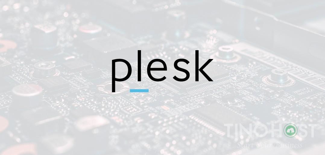 Hệ thống quản lý Plesk